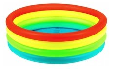 Pileta Inflable 4 Anillos 76 X 25 Cm 386 Lts 10195 - comprar online