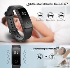Pulsera Smart Fitness Lenovo G10 Impermeable Unisex - Exclusive Shop