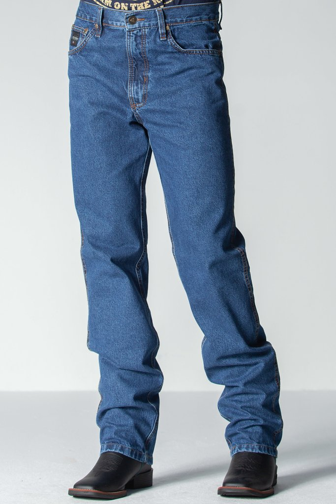 099d66672 Calça Jeans Masculina Tradicional-Road hiper