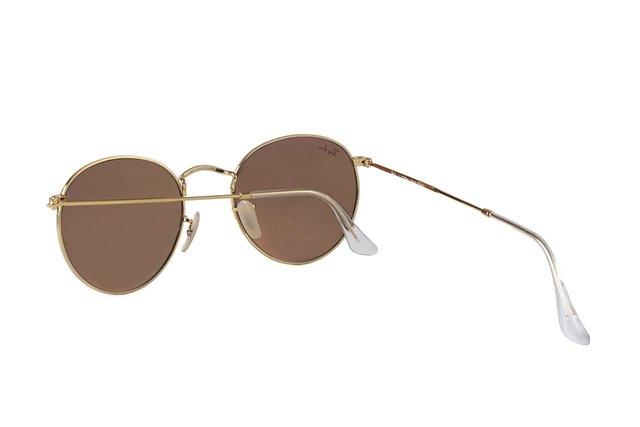 752bb79a2befb ... Óculos de Sol Ray Ban Round Flash Lenses RB 3447L 112 Z2 - loja online  ...