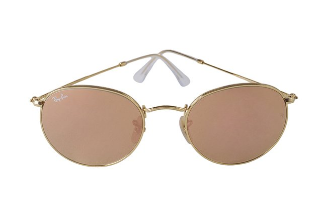 ... Óculos de Sol Ray Ban Round Flash Lenses RB 3447L 112 Z2 na internet ... 0f3085d9ea
