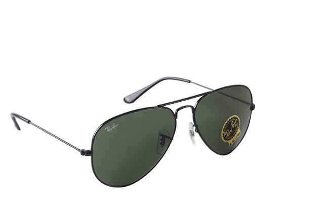 b3420d73a3540 ... Óculos de Sol Ray Ban Aviator Large Metal RB 3025L L2823 - loja online  ...