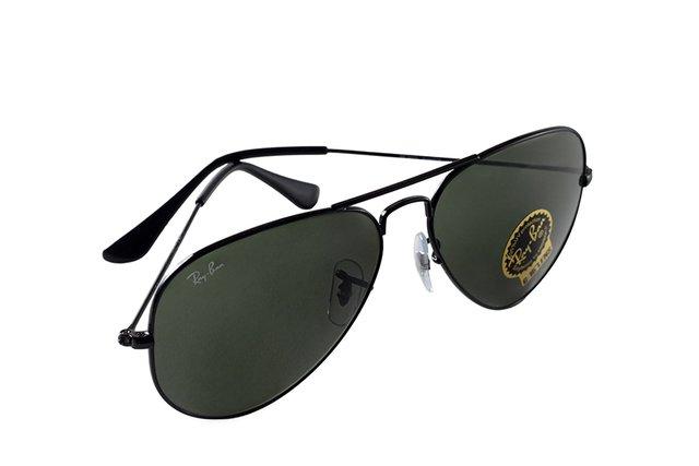 ecc77e9fcce70 Óculos de Sol Ray Ban Aviator Large Metal RB 3025L L2823