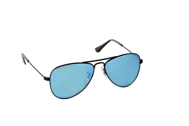 e9610cdefbf9b ... Óculos de Sol Infantil Ray Ban Aviator Junior RJ 9506S 201 55 - loja  online ...