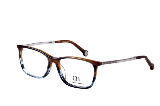 cb6d540eba8ec ... comprar online  Armação Carolina Herrera VHE722 COL.07HI na internet ...