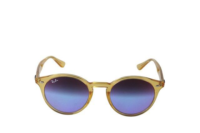 698171fd9b9a6 ... Óculos de Sol Ray Ban Round Stylish RB 2180 6277 B1 - comprar online ...