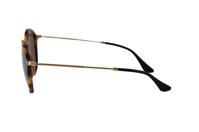 d2b3cbffbf7f5 ... Óculos de Sol Ray Ban Round Fleck RB 2447 1160 - loja online ...