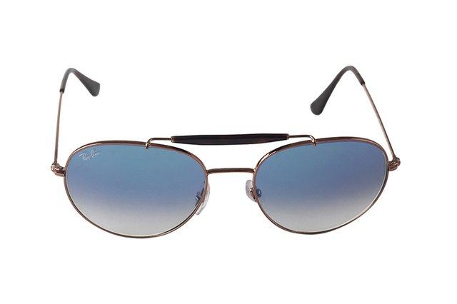 Óculos de Sol Ray Ban RB 3540L 9053 3F - comprar online ... dede4f4466