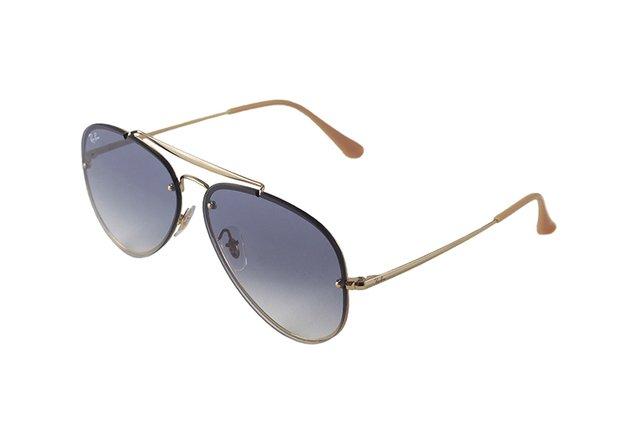 ... Óculos de Sol Ray Ban Blaze Aviator RB 3584N 001 19 - Óptica Mezzon ... 98c4f8db55