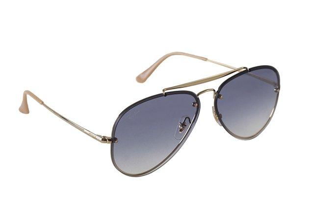 55e17348a7758 ... Óculos de Sol Ray Ban Blaze Aviator RB 3584N 001 19 na internet ...