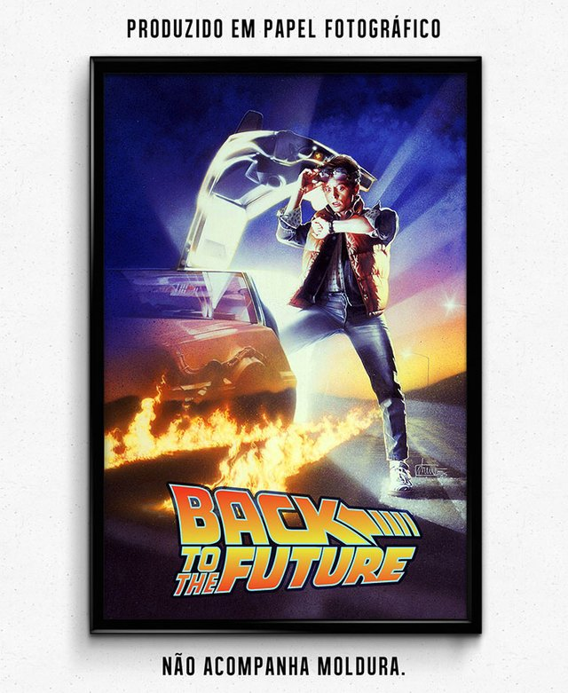 BACK TO THE FUTURE 01 - comprar online