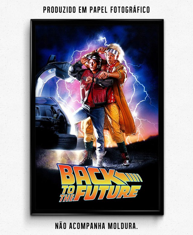 BACK TO THE FUTURE 02 - comprar online