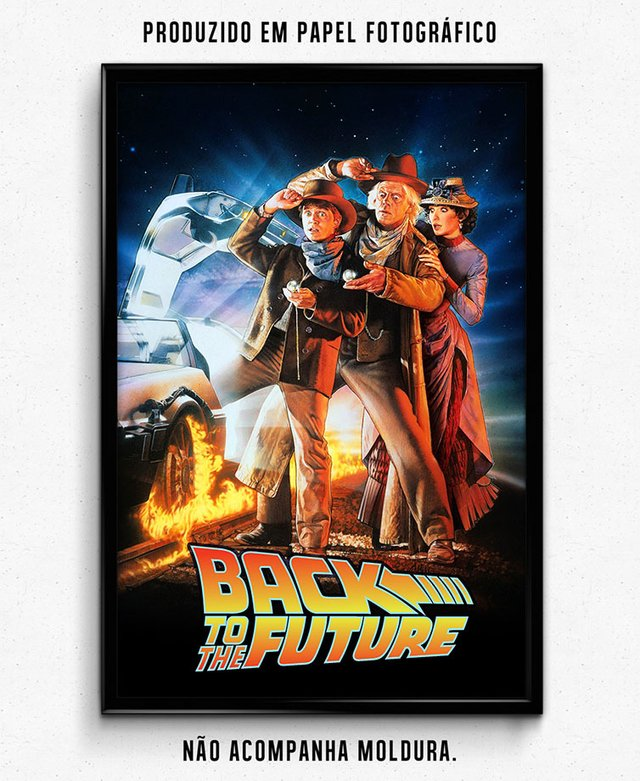 BACK TO THE FUTURE 03 - comprar online