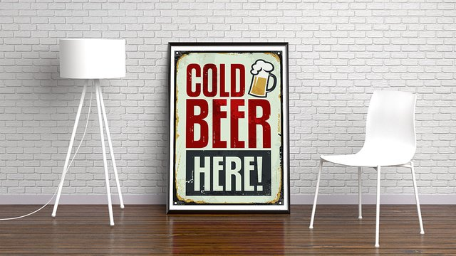 COLD BEER HERE - comprar online