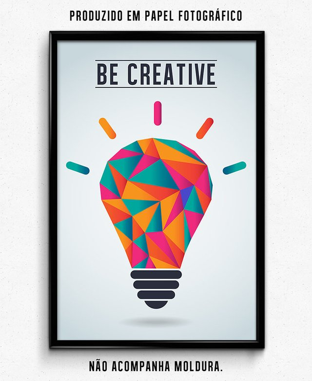 BE CREATIVE - comprar online