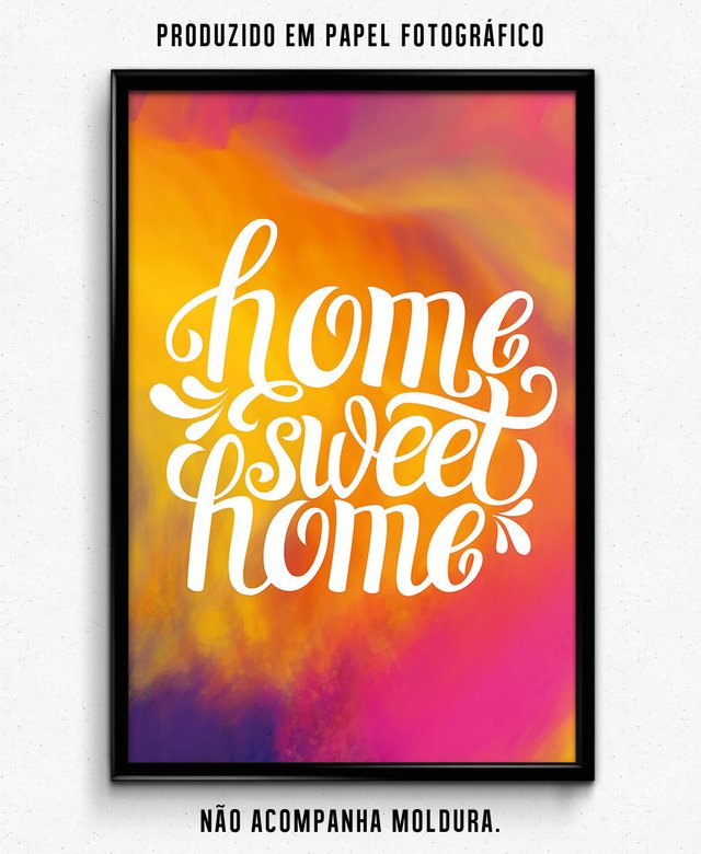 HOME SWEET HOME 01 - comprar online