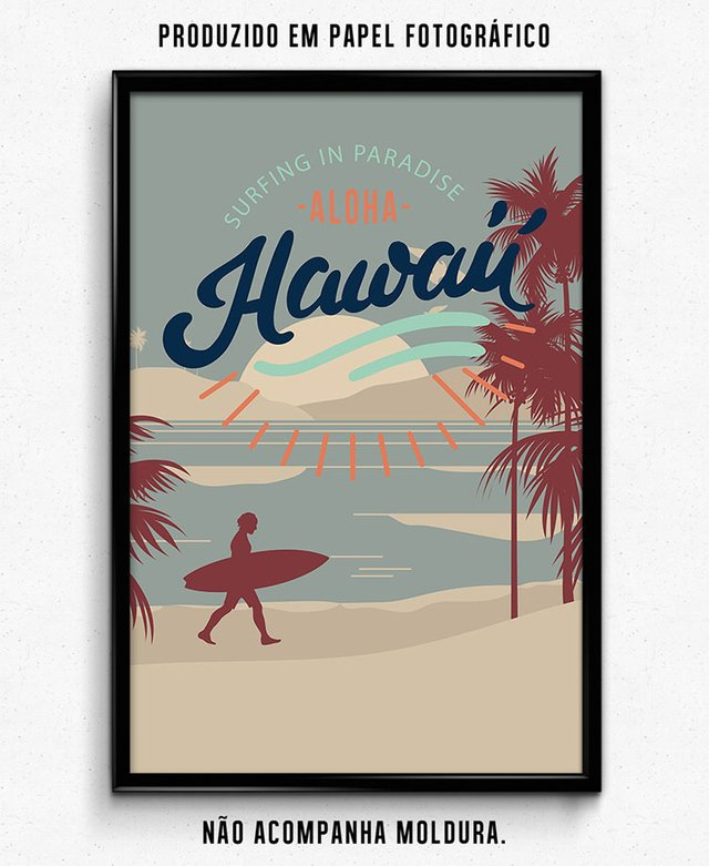 HAWAII - SURF 03 - comprar online
