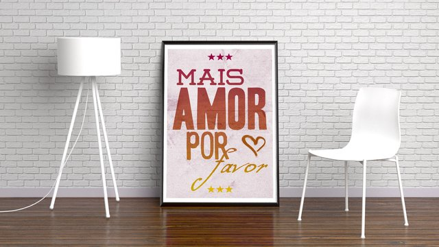 MAIS AMOR POR FAVOR 01 na internet
