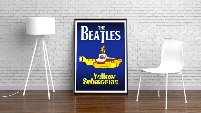 BEATLES - YELLOW SUBMARINE - comprar online
