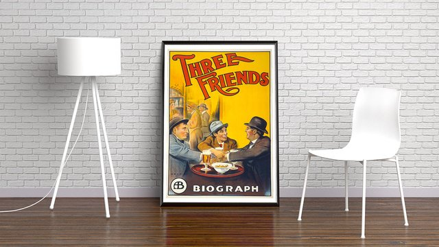 THREE FRIENDS - comprar online