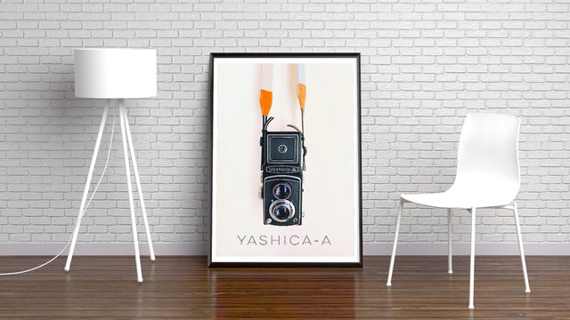 YASHICA-A - comprar online