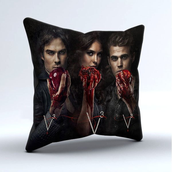 almofada the vampire diaries serie