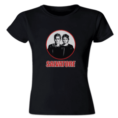 camiseta feminina the vampire diaries