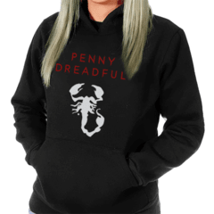 moletom penny dreadful feminino