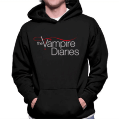 casaco moletom the vampire diaries masculino