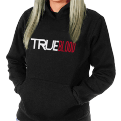 moletom true blood feminino
