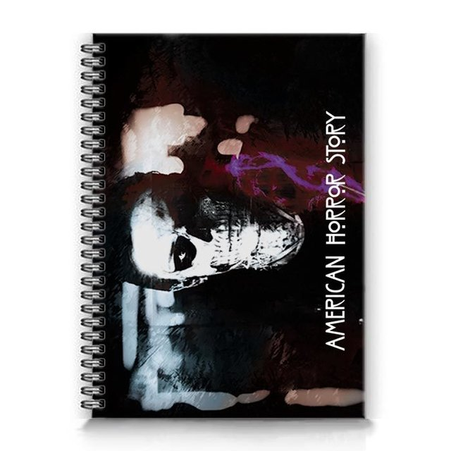 Caderno American Horror Story
