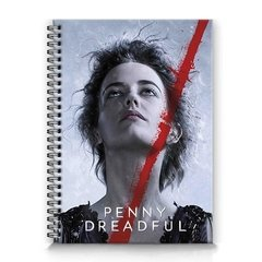 Caderno Universitário Capa Dura - Vanessa Ives Penny Dreadful