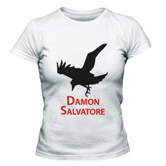 camisetas baby look the vampire diaries