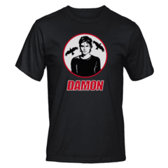 Camiseta - Damon Salvatore