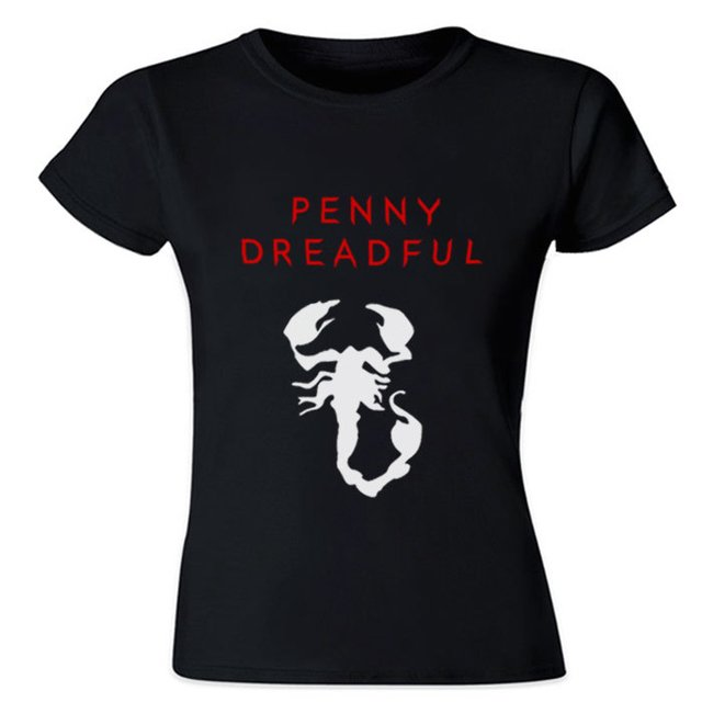 penny dreadful camiseta feminina