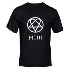 Camiseta - Banda HIM