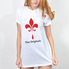 camiseta branca the originals