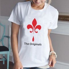 branca camiseta the originals