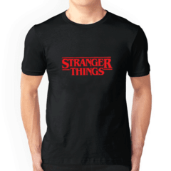 stranger things camisetas