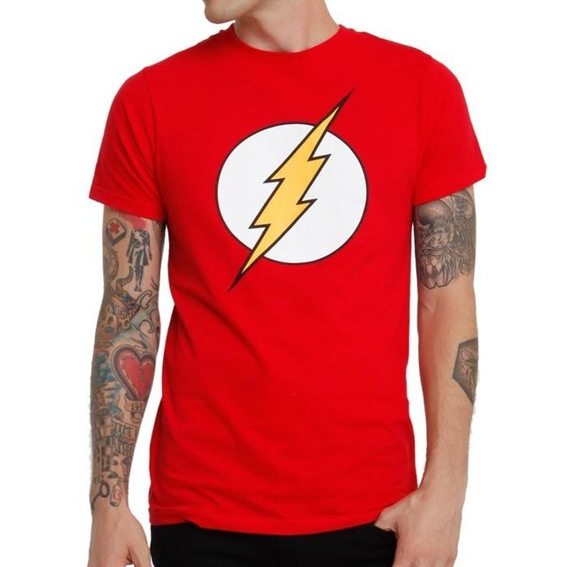 camisas the flash