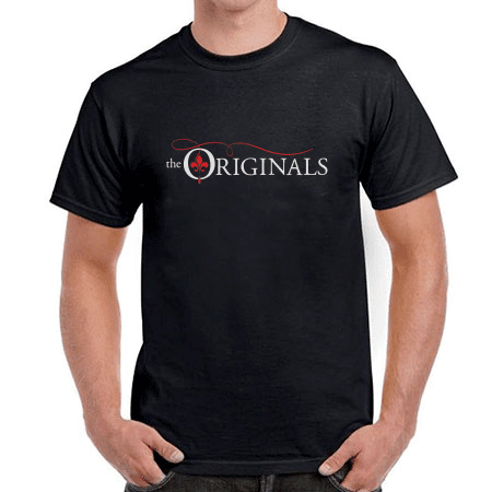 camiseta serie the originals