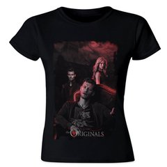 Camiseta Baby Look - Série The Originals