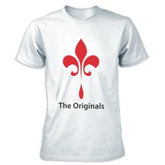 camisas brancas the originals