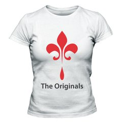 camiseta bran feminina serie the originals