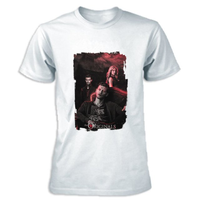 camisetas the originals