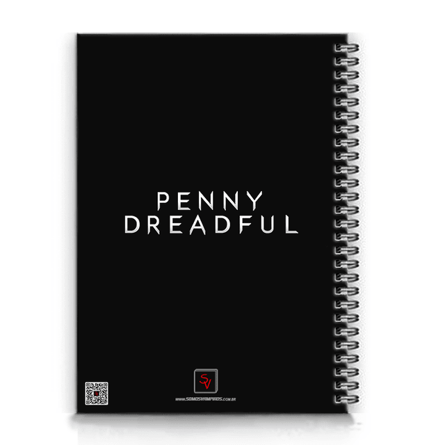 caderno serie penny dreadful