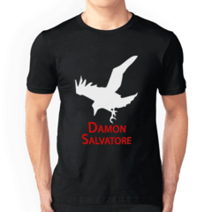 camisetas the vampire diaries damon