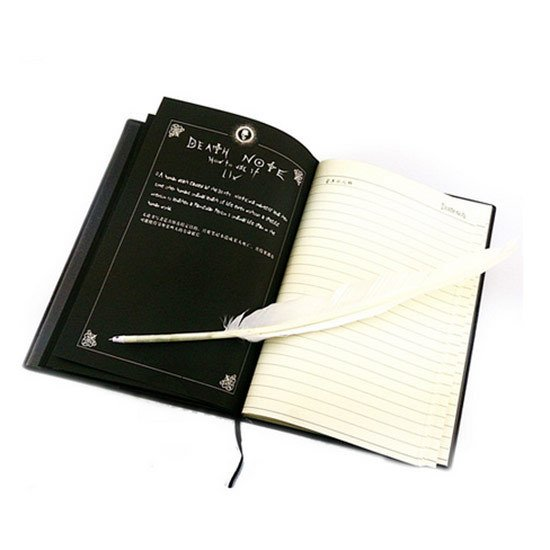 comprar caderno death note