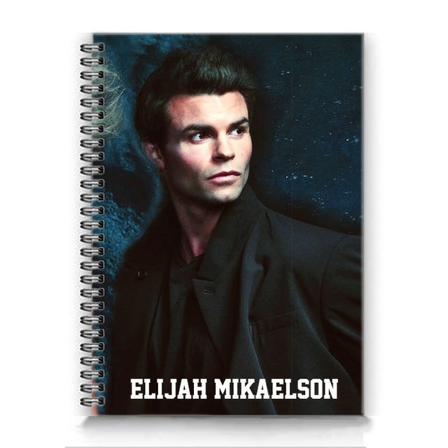 Caderno the originals Elijah Mikaelson