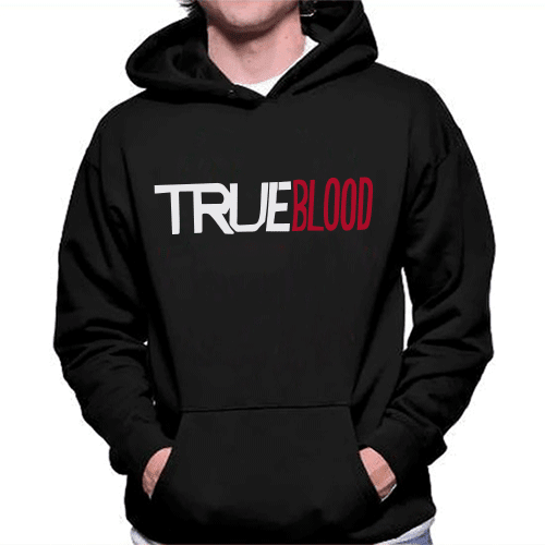 moletom true blood masculino